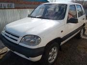 Chevrolet NivaГод выпуска:2004